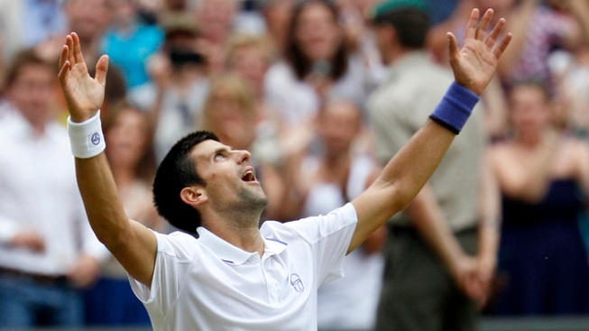 Djokovic Defeats Nadal for First Wimbledon Win