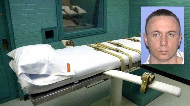 Louisiana Parolee Set to Die in Texas Wednesday