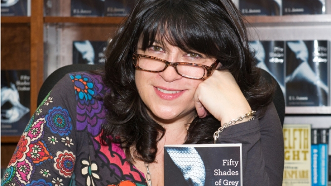 """Fifty Shades"" Author Connects with Fans at Comic-Con"