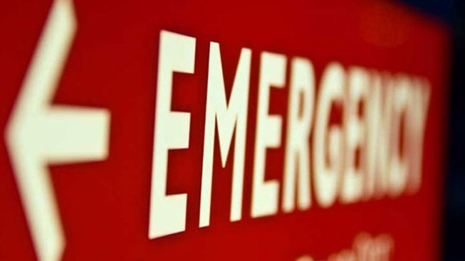 Flooded Supply Line Forces Patients Out of Emergency Room