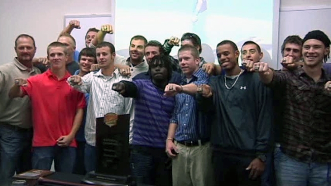 Eastfield College Baseball Champs Finally Get Rings