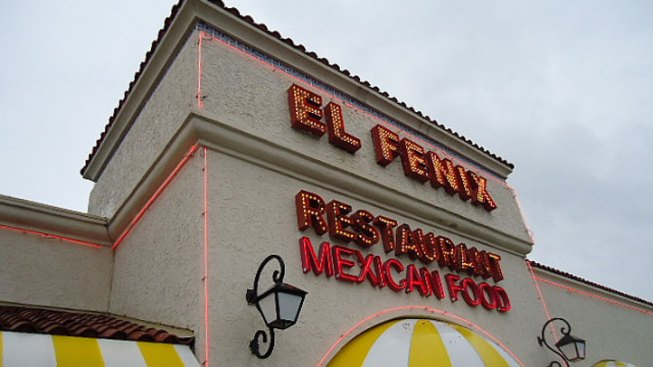 Snag 93 Cent Enchiladas at El Fenix