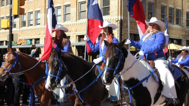 Fort Worth Stock Show and Rodeo 2018