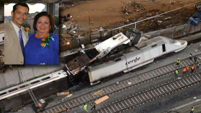 Texas Woman Hurt in Spanish Train Derailment Dies