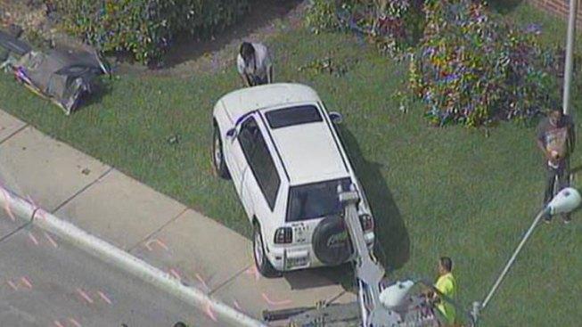 Police Blotter: One Killed in Fatal Crash in Dallas