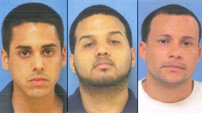 Three Arrested in String of Gas Station Robberies