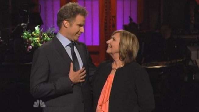 "Will Ferrell Returns to ""SNL"" with Mother, Surprise Guests"