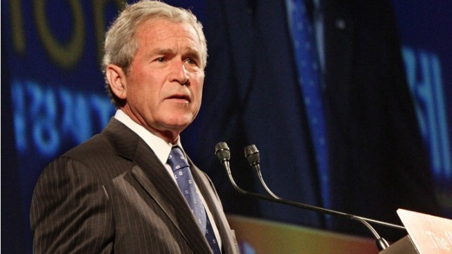 "Bush on Osama: ""A Victory For America"""
