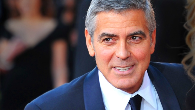 Watch: George Clooney Lends Support to Ukraine Protestors
