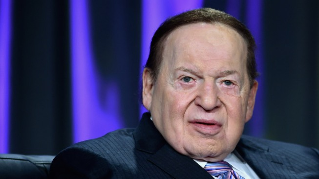 GOP Kingmaker Sheldon Adelson Continues to Snub Donald Trump