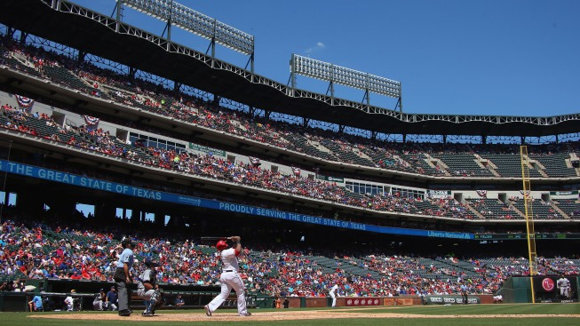 Home Sour Home: Rangers' Hole Has Been Dug in Arlington