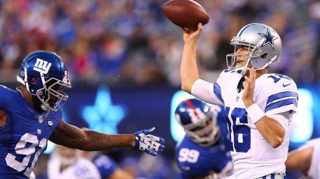 Garrett: Cassel Will Get More Comfortable, Better in Offense