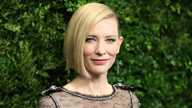 Oscar Winner Cate Blanchett to Make Broadway Debut in Chekhov Play