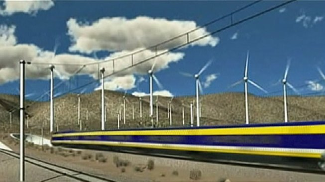 Plans Announced for High-Speed Rail to Houston - NBC 5