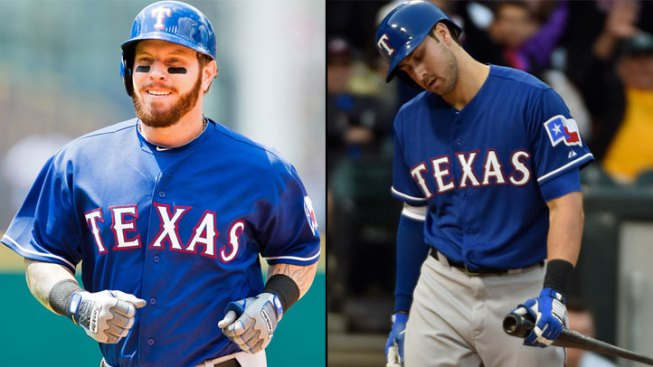 Josh Hamilton Activated From DL by Rangers, Gallo to Minors
