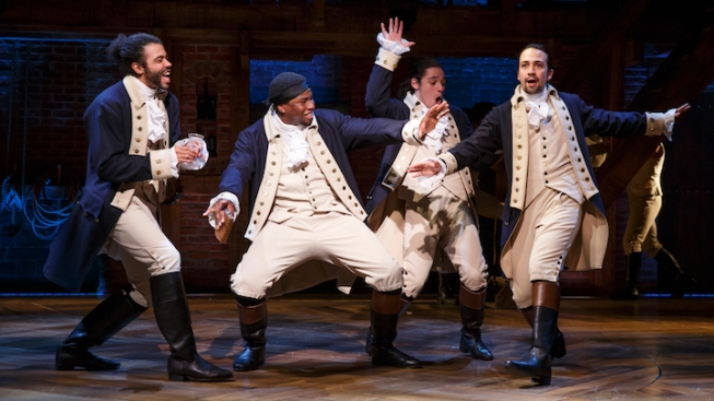 Broadway Hit 'Hamilton' to Launch Tour in California
