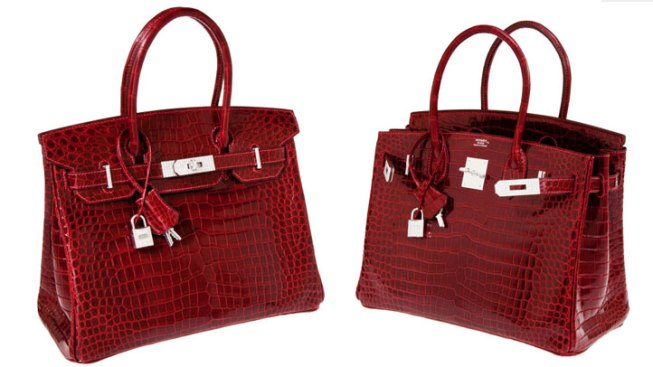 Hermes Handbag Auctioned for Nearly $205K