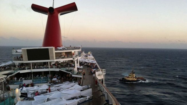Carnival Triumph Passengers File Federal Lawsuit