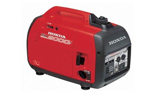 Honda Generators Recalled Due to Fire, Burn Hazard