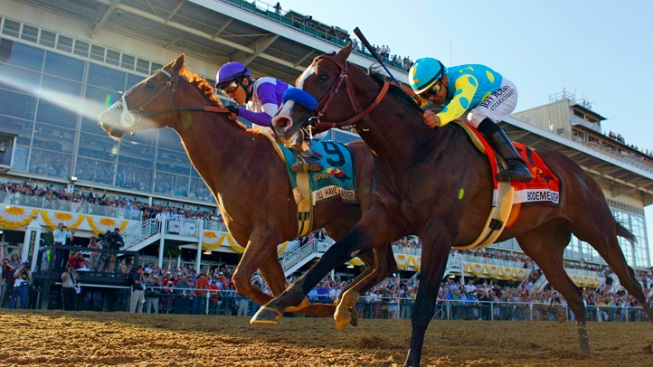 Belmont Race Caller Readies for History in Making