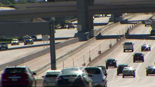 TEXpress Lanes Open from State Highway 161 to Westmoreland Road