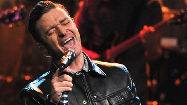 Justin Timberlake Takes Over AAC in December