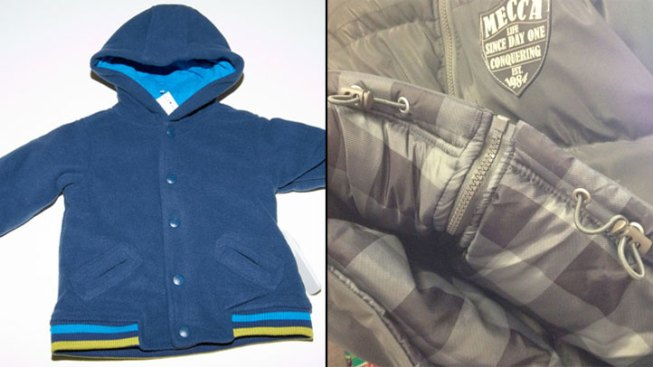 Recall Roundup: Kids Coats and Tires Recalled