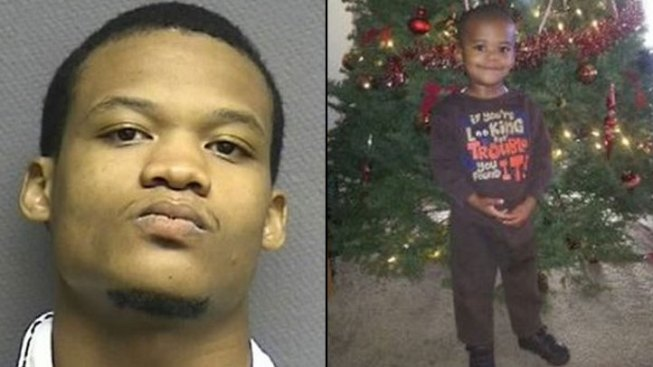 Houston Man Charged in Death of Son, 2