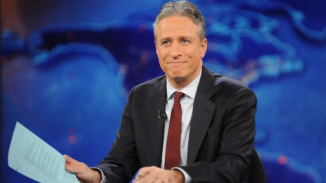 Jon Stewart Riffs on Mitt Romney's Gifts Comments