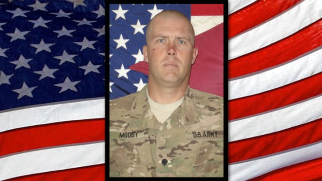 Burleson Soldier Honored at Fort Carson