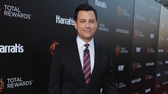 """Jimmy Kimmel Spoofs Boehner, """"Leaker of the House"""""""