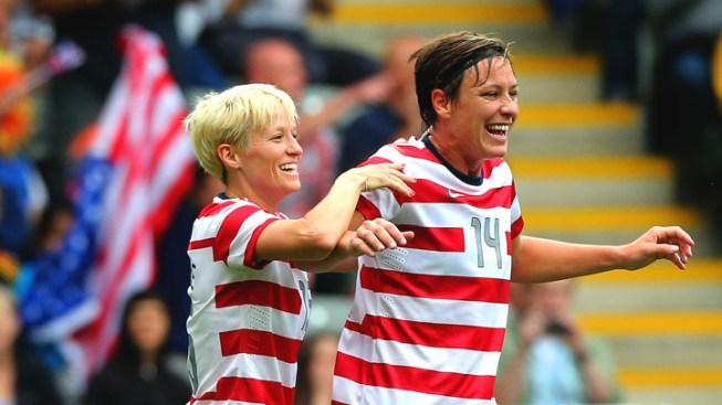 Team USA Defeat New Zealand, 2-0