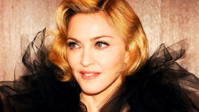 "Madonna Is ""Nervous"" about Super Bowl Show"