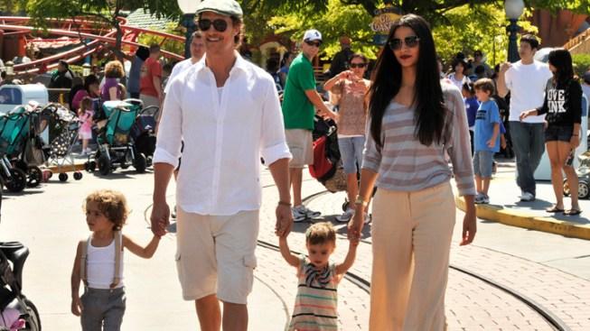 Matthew McConaughey, Camila Alves Expecting Third Child