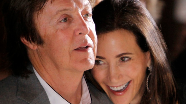 Paul McCartney to Wed Within Days