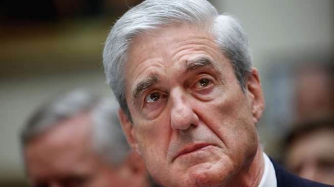 Justice Dept. Appeals Order on Mueller Grand Jury Testimony
