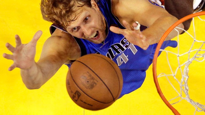 Beat the Heat? Dirk Needs Some Help From His Friends