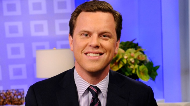 "Willie Geist Joins ""Today"" as Co-Host"
