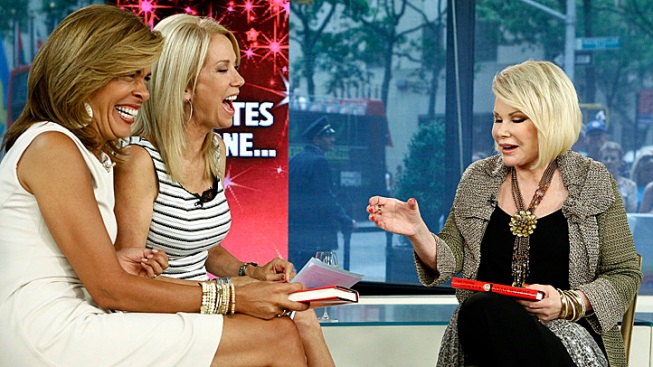 Joan Rivers Is Quitting Botox, For Now