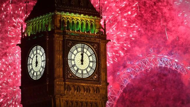 2013 Welcomed Around the Globe