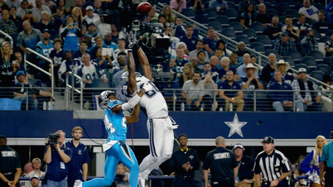 Josh Norman Calls Dez Bryant One of NFL's Top 5 Receivers