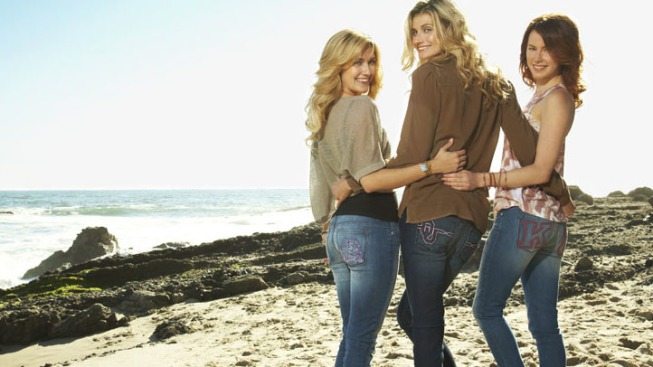 Original College Jeans Has Denim to Cheer About