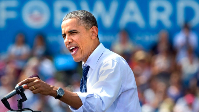 Obama Hits Trail with Dreary Jobs News