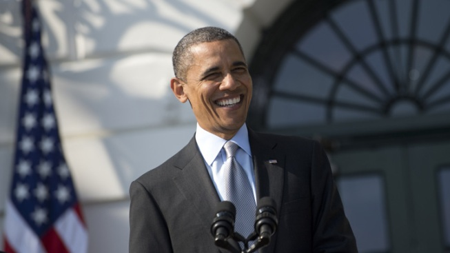 "Barack Obama to Appear on ""Jimmy Fallon"""