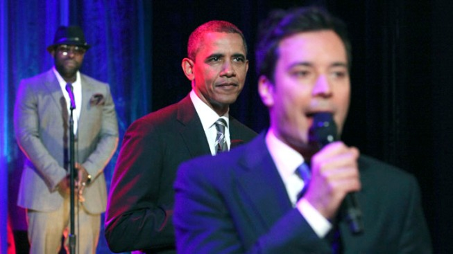 Best of Jimmy Fallon: Slow-Jamming the News, History of Rap, More
