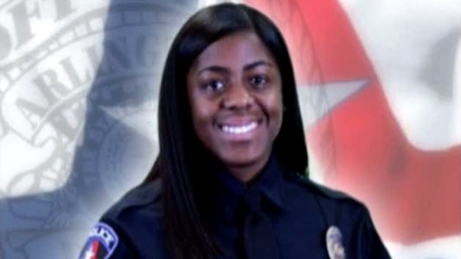 Officer's Death Gives Life to UTA Endowment