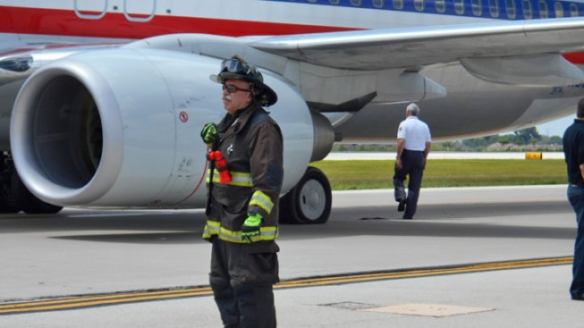 Plane Blows Two Tires Upon Landing at O'Hare