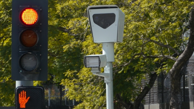 Red-Light Cameras Back on in Houston - NBC 5 Dallas-Fort Worth