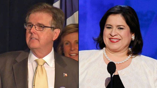 Patrick, Van de Putte to Deliver Dueling Speeches