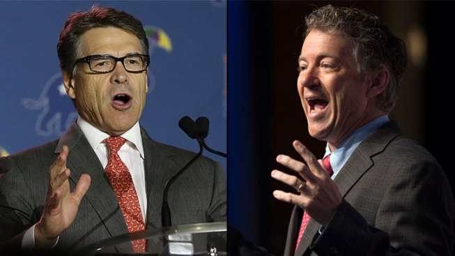 Perry-Paul Launch Foreign Policy War of Words